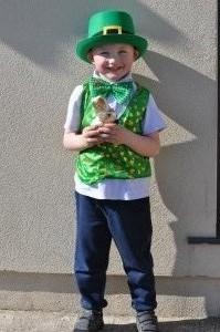 Junior Infants Best Dressed