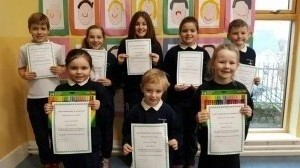 Handwriting Competition Winners
